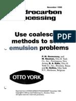 Emulsion Problems