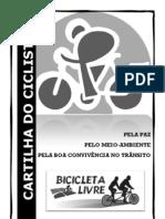 Cartilha Do Ciclista Projeto Bicicleta Livre Unb