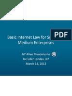 Fuller Landau Presentation March 14, 2012