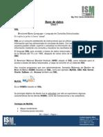 Bd01 SQL Wamserver