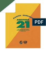 Earth Summit - Agenda 21