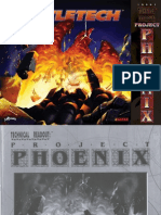 Technical Readout Project Phoenix