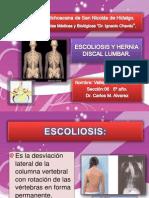 escoliosis y hdl