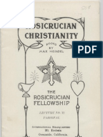 IA the Rosicrucian Fellowship Lecture 12 Parsifal