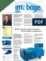 Forum Boge USA - Issue No. 3 - 2010 / 2011