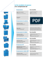 Boge Air Compressors - S Modular System -  A Modular System For Compressed Air Compressors