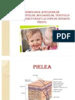 Pediatrie pielea