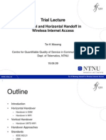 Trial Lecture