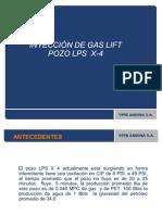 Inyeccion de Gas Lift Lps-x4 x1...
