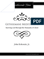 Gethsemane Meditations