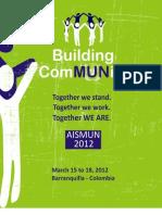 Handbook AISMUN 2012