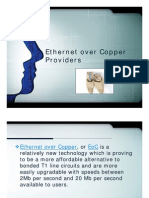 Ethernet Over Copper Providers