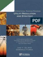 June 2012 PURC-World Bank Program Information