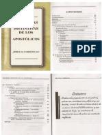 Doctrinas Apostolicas ¿Biblicas o Hereticas?