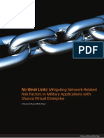 No Weak Links Mitigating Network-Related Risk Factors_for_Military