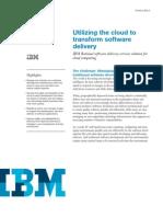 Utilising the Cloud IBM
