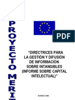 EC-Directrices Para La Gestion y La Difusion