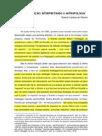 Roberto Cardoso de Oliveira - Tempo e Tradicao - Interpret an Do a Antropologia