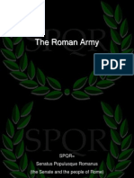 Chapter 3 the Roman Army