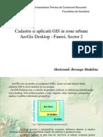 ArcGis Desktop - Faurei, Sector 2