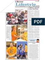 Vilas County News-Review, March 14, 2012 - SECTION B