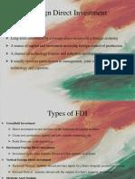 FDI & FII PPT