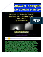The Sungate Conspiracy