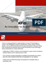 Aviation Airways Rfid