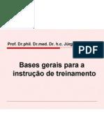 WEINECK-BASES GERAIS PARA INSTRUÇÃO DO TREINAMENTO