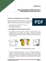 Tema 3. Instalaciones Subsuperficiales y Superficiales
