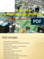 CHAPTER 1 Semiconductor Diodes 2