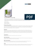NUTRILITE® Protein 200 g