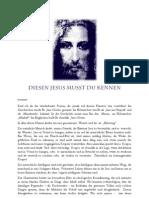 Diesen Jesus Musst Du Kennen