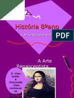 História - Arte Renascentista