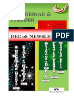 True Fitness Dec 08 Newsletter