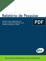 IPEA_Pagamento de serviços ambientais