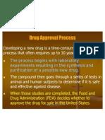 Drug Aproval Process