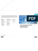 Basf Processing Styrinic Polymers and Copolymers