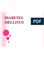 Diabetes Mellitus Kel 9