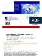 Islamic Banking and Finance Future of the Financial World Order
