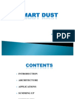 Smart Dust New Ppt