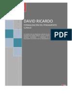 David Ricardo Teoria Del Valor