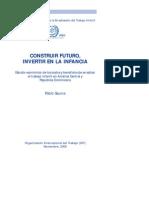 Costos y Beneficios de Erradicar Trabajo Infantil - Invertir_centroamerica - Xx