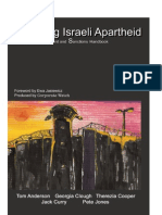Targeting Israeli Apartheid Jan 2012