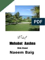 Muhabat   Aashna (Urdu Afsana)