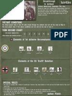 Breakthrough to Arnhem (17/9/1944)