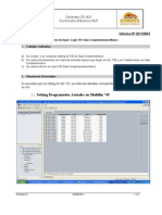 Informe de Input Logic 745 Sala Complementacion Mauro