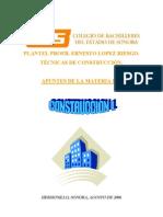 Apuntes de Construccion 1