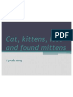 Cat, Kittens, Lost and Found Mittens