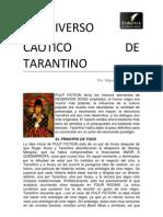 El universo caótico de Tarantino (Miguel Lundin Peredo, 2008)